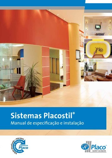 Manual - PlacoCenter Cascavel