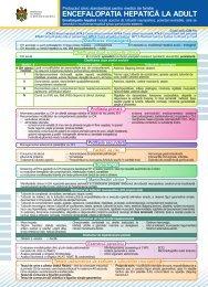 Encefalopatia hepatică la adult.cdr - Ministerul Sănătăţii