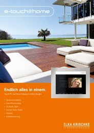 e-touch@home - Elka Krischke