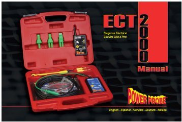 ECT2000 Xchnge Manual.indd - Power Probe