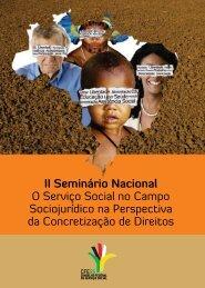 II Seminário Nacional O Serviço Social no Campo ... - CFESS