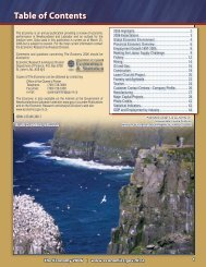2006 - Economic Research - Government of Newfoundland and ...
