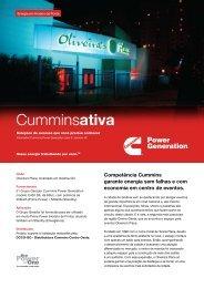 competência cummins garante energia sem falhas e com economia ...