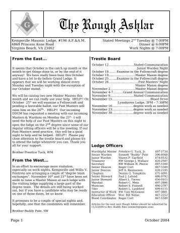 Sundown ashlar 23023525 the rough ashlar kempsville masonic lodge pronofoot35fo Images