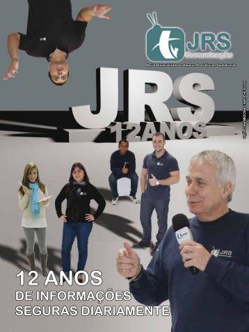 12 ANOS - JRS Comunicação