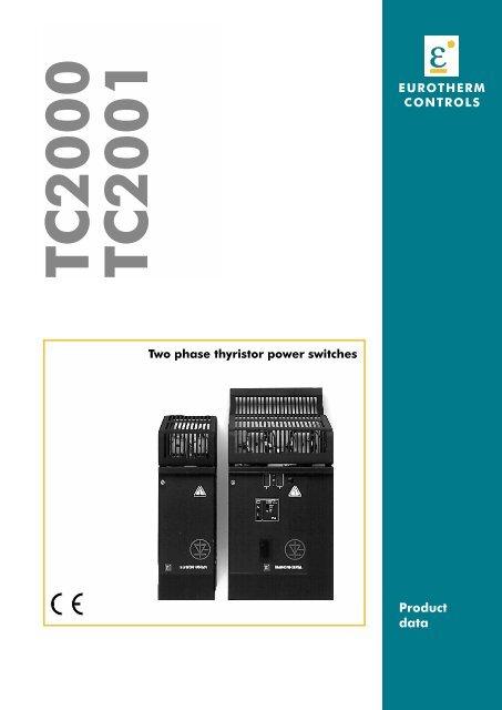 TC2000, TC2001 Data sheet iss 5