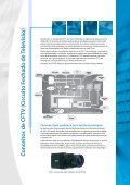 policom - solucoes em cabeamento - cftv - VoDTech - Page 3