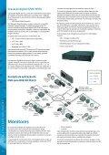 policom - solucoes em cabeamento - cftv - VoDTech - Page 6
