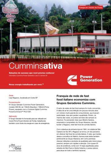 Cumminsativa - Cummins Power Generation