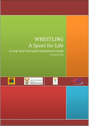 WRESTLING A Sport for Life - HP - Sascoc
