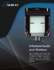 Inflatable Seals and Shelters