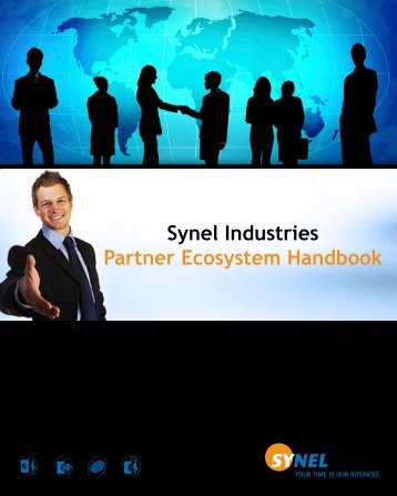 Synel Industries Partner Ecosystem Handbook - Synel-usa.com