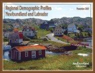 Regional Demographic Profiles - Economic Research