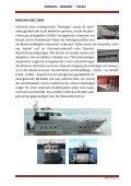 """VERKAUFS - ANGEBOT - """"SOLEA"""" Private Motoryacht  Typ ... - Boten - Page 3"""