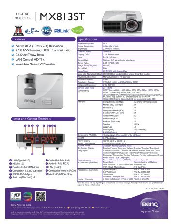 MX813ST   Pro Audio And Lighting