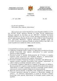 Schizofrenia - Ministerul Sănătăţii