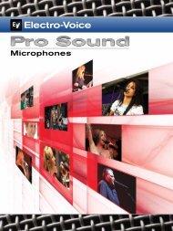 Microphones - Pro Audio and Lighting