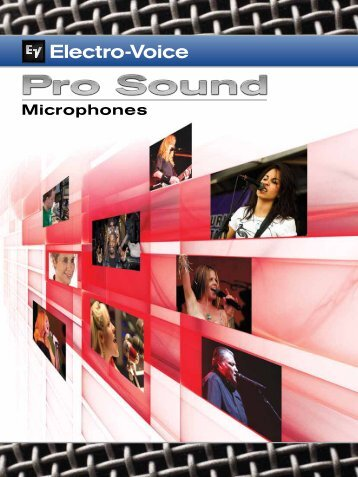 Microphones - Pro Audio and Lighting