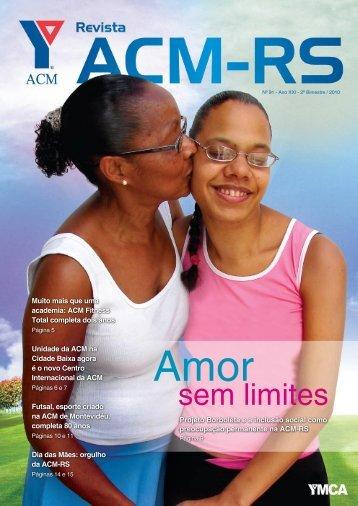 sem limites - ACM-RS