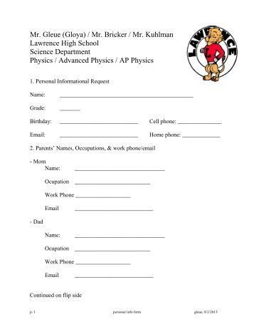 Report Request Form  KakTakTk