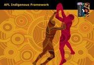 AFL Indigenous Framework - AFL Community