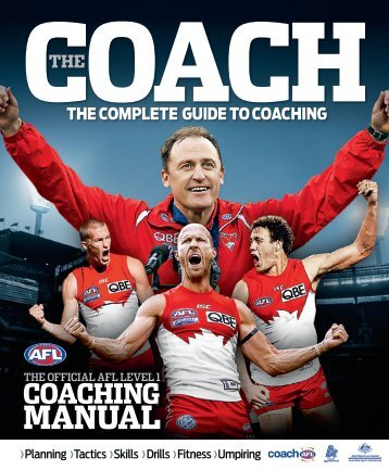 AFL Coaching Manual - Western Bulldogs Football Club
