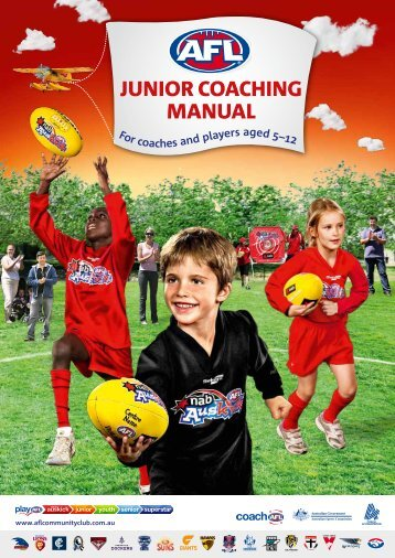 JUNIOR COACHING MANUAL - AFL Community