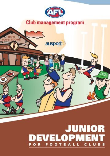 JUNIOR DEVELOPMENT
