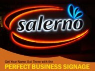 Things to Consider Before Hiring a Sign Company in Kansas City