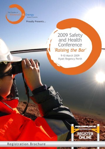 2009 Safety and Health Conference - SAFEmap International