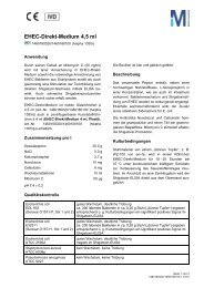 EHEC-Direkt-Medium 4,5 ml - Heipha Dr.Müller GmbH