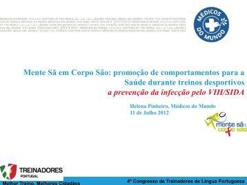 Médicos do Mundo, Dr.ª Helena Pinheiro