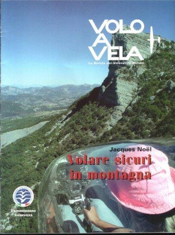 Volare sicuri in montagna - FIVV