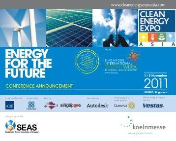 2011 - Clean Energy Expo