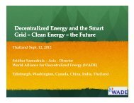 Smart Grid - Clean Energy Expo