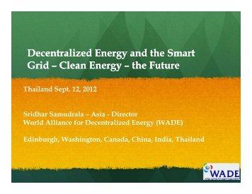 Smart Grid - Clean Energy Expo