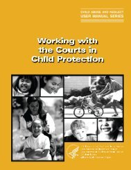Courts cover Front.psd - National Child Welfare Resource Center for ...
