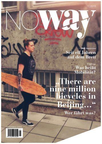 NOWAY - 1 2015