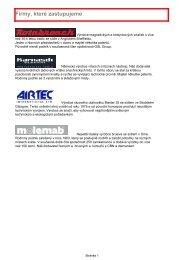 katalog - ARC-H Welding sro