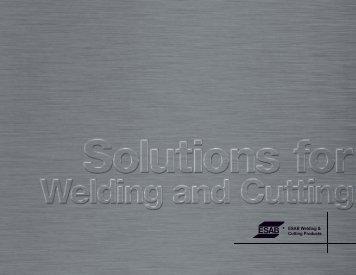 Stylecraftsman - ESAB Welding & Cutting Products