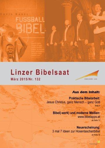 Linzer Bibelsaat 132