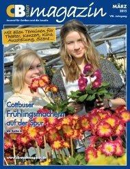 CB Stadtmagazin März 2015