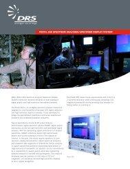 Pistol 350 Spectrum Analyzer/Spectrum Display System