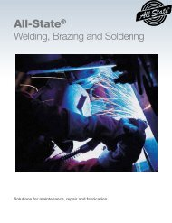 All-State® - ESAB Welding & Cutting Products