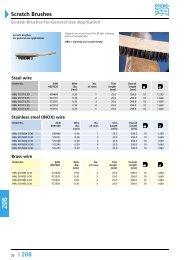 PFERD 85036 Maintenance Hardwood Block Wire Scratch Brush 1-3//16 Trim Length 4 x 16 Wire Rows 10-1//4 Length x 1-1//8 Width 1-3//16 Trim Length B00FE07QSK 4 x 16 Wire Rows Bronze Bristles Shoe Handle 10-1//4 Length x 1-1//8 Width