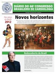 Terceira Edição - 66 Congresso Brasileiro de Cardiologia