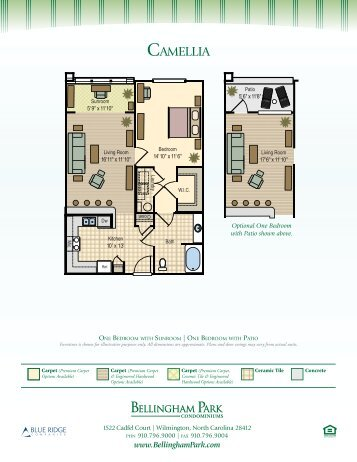 Floor Plans - Blue Ridge New Homes