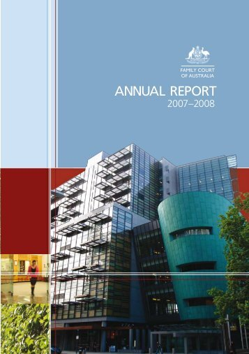 View the Introduction (PDF Size - 436 KB) - Family Court of Australia
