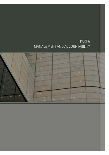 part 6 management and accountability - Family Court of Australia