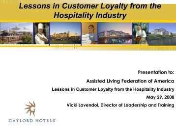 ensuring quality service in the hospitality industry Top lessons from the 2015 nyu hotel investment conference pwc  door with  expectations of the quality, value and service your business will provide   ensure that descriptions, imagery and other information on your.